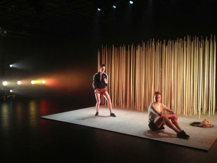 teater mutation-Kain, Abel, boys will be boys. Annika tosti