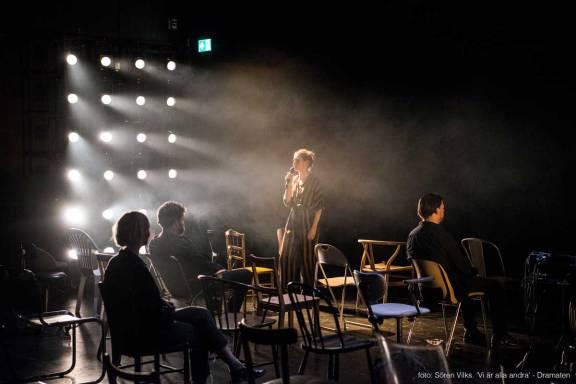 foto:Sören Vilks. Dramaten-Vi är alla andra. Annika Tosti