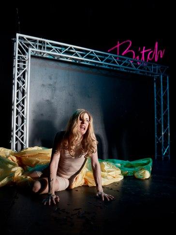 foto:Klara G. TURTEATERN-Britney. Annika Tosti -