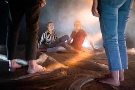 Utrotning. set:Annika Tosti. foto: José Figueroa